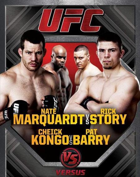 UFC Live: Kongo vs. Barry | Fi...